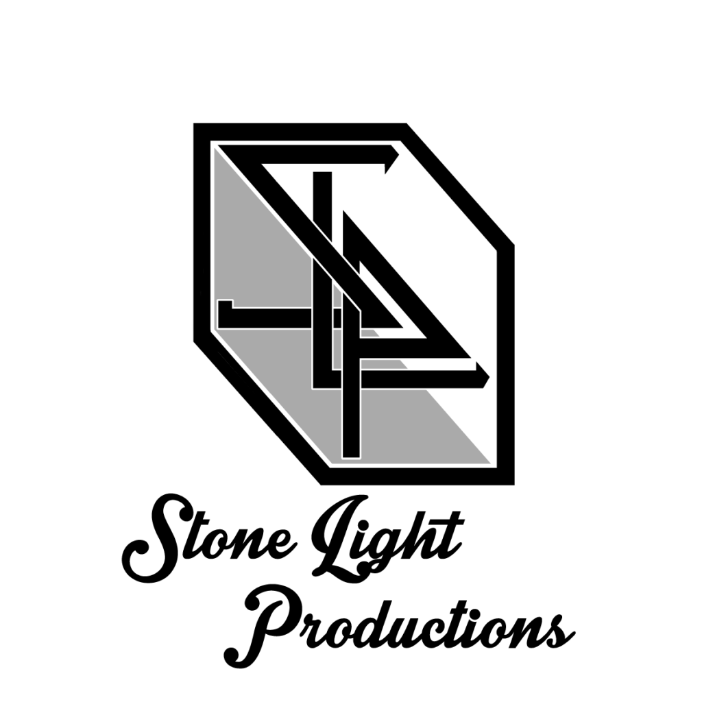 Stone Light Productions graphisme design webdesign hartz beltza logo